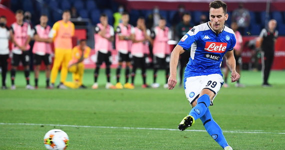 """Arkadiusz Milik będzie nowym napastnikiem AS Roma - poinformował dziennik """"Corriere dello Sport"""". Napoli dobrze na nim zarobi."""
