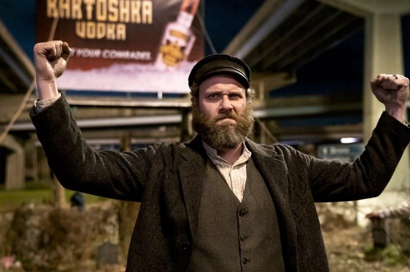 """""""Amerykanin w marynacie"""" to nowy film komediowy z Sethem Rogenem w roli robotnika, który po stu latach spędzonych w solance niespodziewanie pojawia się we współczesnym Brooklynie. Premiera filmu odbędzie się w najbliższą niedzielę, 23 sierpnia, w HBO GO."""