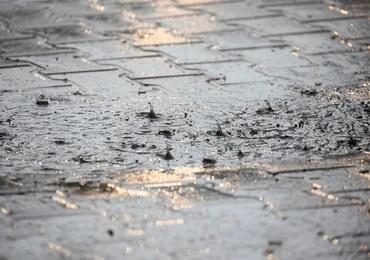Burze na południu Polski. Alert RCB dla kilkunastu powiatów