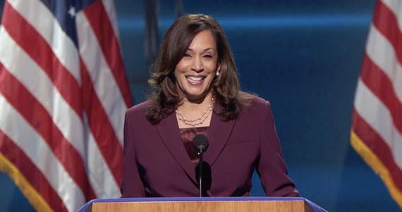 Kamala Harris oficjalnie kandydatką demokratów na wiceprezydenta USA. W trzecim dniu konwencji zaakceptowała nominację i będzie walczyć u boku Joe Bidena.