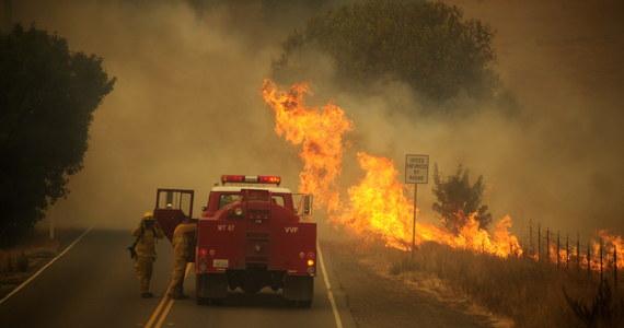Co najmniej 367 pożarów wybuchło w różnych rejonach północnej części Kalifornii zmuszając dziesiątki tysięcy mieszkańców do opuszczenia domów i panicznej ucieczki przed płomieniami. Wiele pożarów zaczęło się od uderzeń piorunów.
