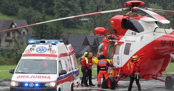 Dziś mija dokładnie rok od gwałtownej burzy w rejonie Giewontu, w wyniku której zginęło pięć osób, a ponad 150 zostało rannych. Był to pierwszy taki masowy wypadek w historii ratownictwa w Tatrach.
