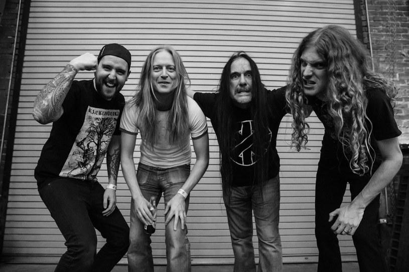"""Legendarna liverpoolska formacja Carcass postanowiła wydać EP-kę. """"Despicable"""" poznamy pod koniec października."""