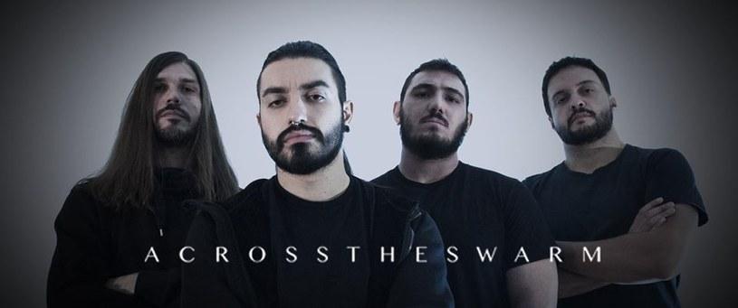 Deathmetalowcy z włoskiego Across The Swarm nagrali nową EP-kę.