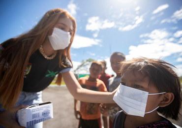 Pandemia dziesiątkuje mieszkańców Amazonii. Prezydent wyrzuca Lekarzy bez Granic