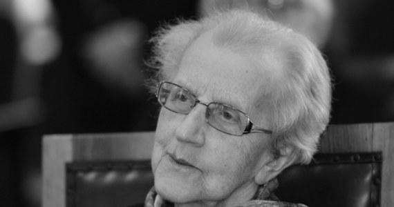 Nie żyje Józefa Hennelowa. Dziennikarka, publicystka, felietonistka i była posłanka zmarła w wieku 95 lat.