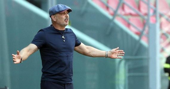 Trener piłkarzy Bologny Sinisa Mihajlovic jest zakażony koronawirusem - poinformował włoski klub w niedzielnym komunikacie. Serbski szkoleniowiec nie ma żadnych objawów, ale czeka go dwutygodniowa izolacja.