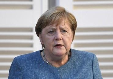 Merkel wzywa Rosję do wyjaśnienia sprawy Nawalnego