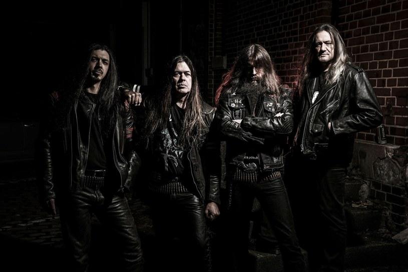Weterani thrashu z niemieckiego Sodom zarejestrowali nowy album.