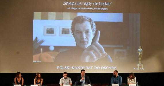 """Jest zwiastun filmu """"Śniegu już nigdy nie będzie"""" Małgorzaty Szumowskiej i Michała Englerta. Produkcja ta została wybrana polskim kandydatem do Oscara. Obraz powalczy o nominację w kategorii najlepszy film międzynarodowy."""