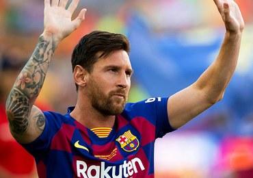 Barcelona prosi Messiego, aby został w klubie do końca kariery