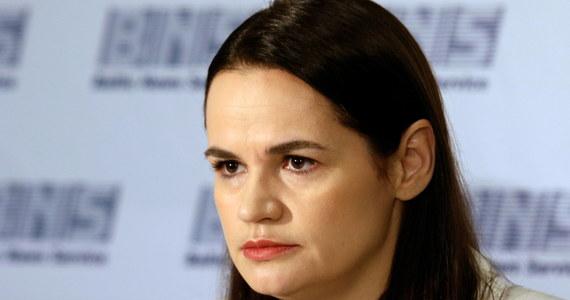 Swiatłana Cichanouska w rozmowie z Onetem odniosła się do zachowania mundurowych w czasie trwających na Białorusi protestów. Podkreśliła, że po przeprowadzeniu nowych wyborów konieczne będzie wszczęcie śledztwa w sprawie ludobójstwa. Jak zaznaczyła, obecnie jej głównym celem jest nawiązanie dialogu z reżimem Aleksandra Łukaszenki i doprowadzenie do zażegnania politycznego konfliktu.