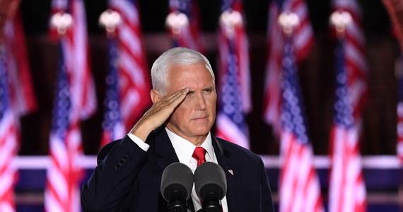 Mike Pence przyjął na konwencji Partii Republikańskiej nominację na kandydata tego ugrupowania na wiceprezydenta USA w listopadowych wyborach. Chwalił politykę prezydenta Donalda Trumpa, podkreślając jego działania popierane przez konserwatywny elektorat.