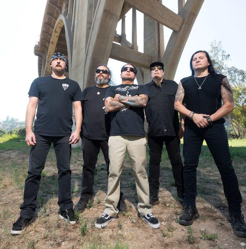 Pod koniec października nowym longplayem przypomni o sobie kalifornijska grupa Evildead.
