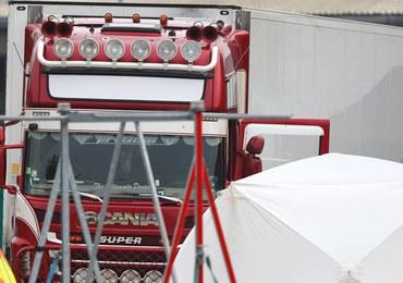 Ciężarówka pełna ciał Wietnamczyków. Właściciel przyznał się do winy
