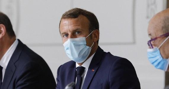 Ewentualna interwencja Rosji na Białorusi groziłaby regionalizacją, a nawet umiędzynarodowieniem białoruskiego kryzysu - powiedział w piątek prezydent Francji Emmanuel Macron, odpowiadając na pytanie PAP na konferencji prasowej. Paryż mówił o tym w UE, ale też bezpośrednio z Polską i Litwą - dodał.
