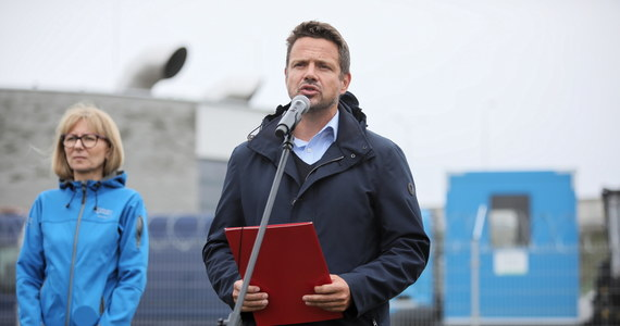 """""""Wszystko wskazuje na to, że naprawy w 'Czajce' potrwają znacznie dłużej niż podczas awarii sprzed roku, dlatego, że cały ten przesył trzeba będzie zmienić"""" - poinformował w niedzielę prezydent Warszawy Rafał Trzaskowski."""