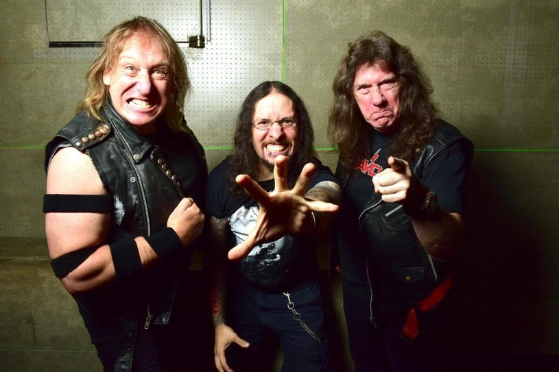 Pochodząca z Newcastle, brytyjsko-amerykańska formacja Raven przygotowała nowy album