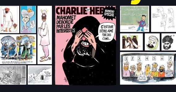 """Francuski tygodnik satyryczny """"Charlie Hebdo"""" we wtorek zaprezentował okładkę swego najnowszego numeru, w którym ponownie publikuje karykatury Mahometa. W środę rusza proces terrorystów współodpowiedzialnych za atak terrorystyczny na redakcję gazety w styczniu 2015 r."""