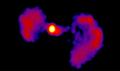 Galaktyka jak myśliwiec TIE
