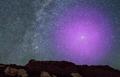 Spektakularne halo Andromedy - widok, który robi wrażenie