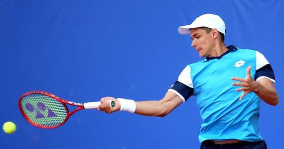 Kamil Majchrzak odpadł w pierwszej rundzie wielkoszlemowego turnieju US Open. Nasz tenisista przegrał w Nowym Jorku z reprezentantem gospodarzy Ernesto Escobedo 6:7 (3-7), 2:6, 3:6.