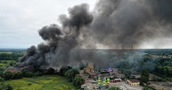 Udało się opanować pożar hali magazynowej w Konstancinie-Jeziornie pod Warszawą. Jego dogaszanie może jednak potrwać. Pierwotnie akcja miała zakończyć się około godz. 10. Konstrukcja niemal całkowicie została zniszczona.