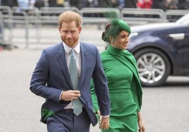 Książę Harry i Meghan Markle podpisali umowę z Netflixem