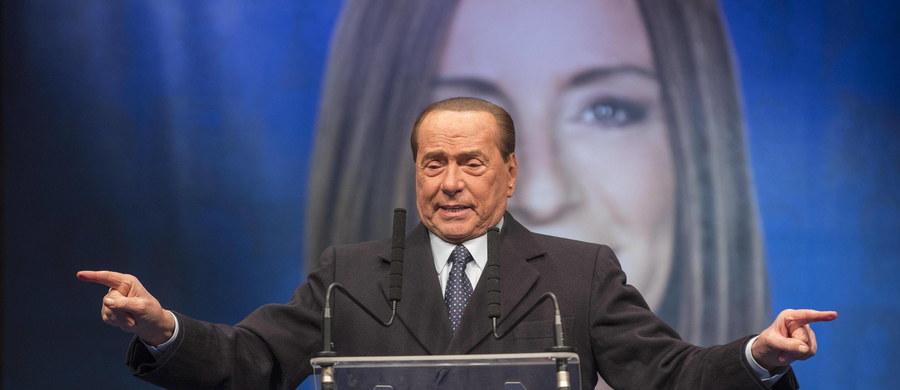 Silvio Berlusconi jest zakażony koronawirusem. Jak podano w komunikacie, na który powołuje się agencja Reutera, były premier Włoch jest w domowej izolacji i kontynuje pracę.
