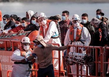 550 proc. więcej migrantów, niż w zeszłym roku. Trudna sytuacja na Wyspach Kanaryjskich