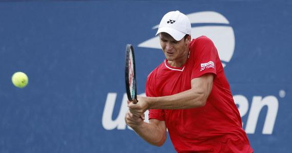 Rozstawiony z numerem 24. Hubert Hurkacz niespodziewanie odpadł w drugiej rundzie wielkoszlemowego US Open. Polski tenisista przegrał z debiutującym w głównej drabince nowojorskiego turnieju Hiszpanem Alejandro Davidovichem Fokiną 4:6, 6:1, 2:6, 2:6.