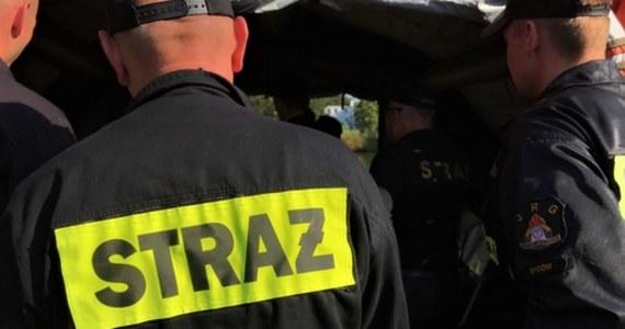 Wybuch gazu w Wodzisławiu Śląskim. Poszkodowana została jedna osoba. Poparzony mężczyzna trafił do szpitala.