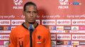Holandia - Polska. Virgil van Dijk: To nie był taki łatwy mecz. Wideo