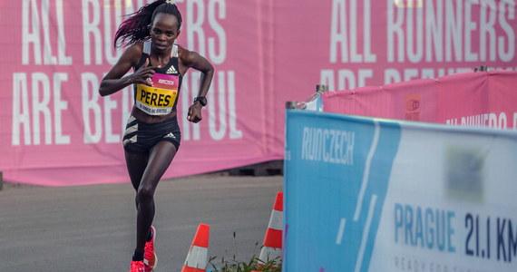 Kenijka Peres Jepchirchir pobiła rekord świata w półmaratonie. W sobotę rano w Pradze uzyskała czas 1:05.34.