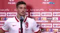 Holandia - Polska. Jakub Moder: Jest łatwiej, kiedy w kadrze są piłkarze, których znam. Wideo