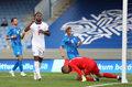 1. kolejka Ligi Narodów. Islandia - Anglia 0-1 w meczu drugiej grupy dywizji A