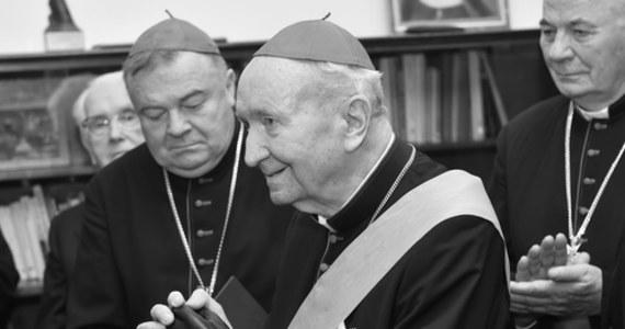 Zmarł kard. Marian Jaworski - przyjaciel św. Jana Pawła II, były metropolita lwowski, pierwszy rektor Papieskiej Akademii Teologicznej w Krakowie i honorowy obywatel stolicy Małopolski. Miał 94 lata.