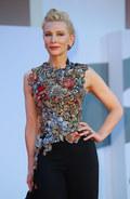 Cate Blanchett na festiwalu w Wenecji nosi stare kreacje