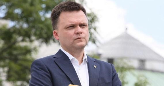 Posłanka Lewicy Hanna Gill-Piątek sama podejmie decyzję, czy przystąpi do stowarzyszenia Polska 2050; z tego co wiem nie złożyła jeszcze rezygnacji z klubu, w którym zasiada - powiedział w poniedziałek lider stowarzyszenia Polska 2050 Szymon Hołownia.