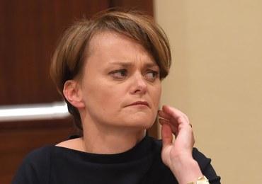 Jadwiga Emilewicz opuści Porozumienie, ale zostanie w rządzie?