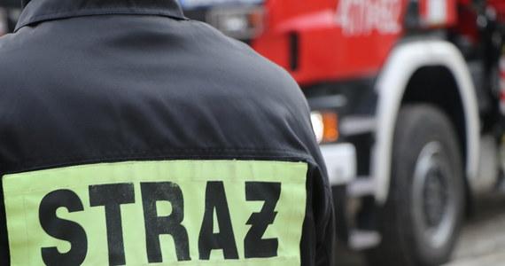 700 osób ewakuowano z dwóch bloków i szkoły na warszawskiej Saskiej Kępie. Powodem był wyciek gazu.