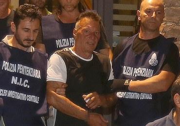 Seryjny przestępca, wiązany z zabójstwem Pasoliniego, znowu uciekł z więzienia