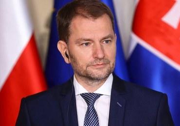 Premier Słowacji w byłym obozie koncentracyjnym: Wybaczcie