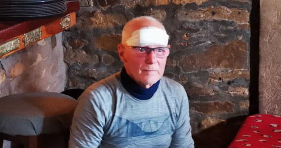 Odnalazł się 80-letni Brytyjczyk, który zaginął podczas wyprawy w malowniczym regionie Yorkshire Dales na północy Anglii. Mężczyzna niespodziewanie pojawił się podczas konferencji zorganizowanej przez rodzinę.