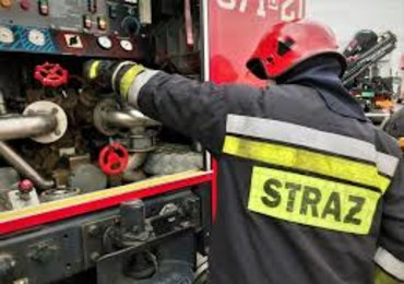 Dolny Śląsk: Pożar wysypiska śmieci w Głogowie