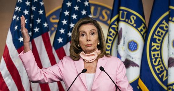 Przewodnicząca Izby Reprezentantów USA Nancy Pelosi powiedziała, że żadna potencjalna umowa handlowa między Stanami Zjednoczonymi a Wielką Brytanią nie przejdzie przez amerykański Kongres, jeśli Londyn podważy umowę o wystąpieniu Wielkiej Brytanii z Unii Europejskiej.