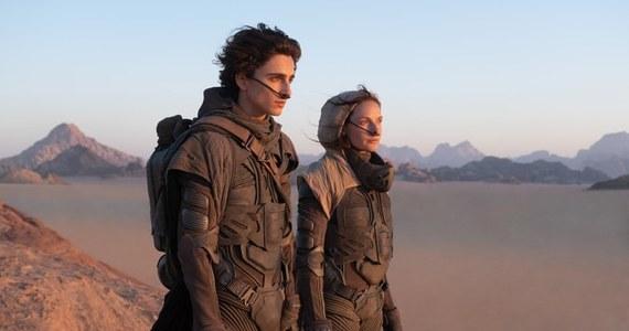 """Jest pierwszy zwiastun filmu """"Diuna"""". Klasyka science fiction w nowej wersji - RMF 24"""