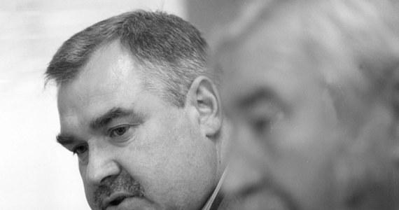 """Zmarł Jan Kułaj - legendarny pierwszy przewodniczący Niezależnego Samorządnego Związku Zawodowego Rolników Indywidualnych """"Solidarność"""". Miał 62 lata."""
