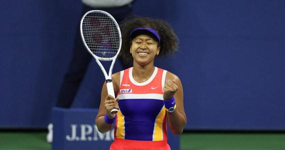 """Rozstawiona z """"czwórką"""" Naomi Osaka pokonała Amerykankę Jennifer Brady (28.) 7:6 (7-1), 3:6, 6:3 w półfinale US Open. I to ona zagra w decydującym meczu turnieju wielkoszlemowego."""