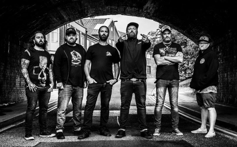 Formacja Raging Speedhorn z Anglii przygotowała pierwszy od czterech lat longplay.